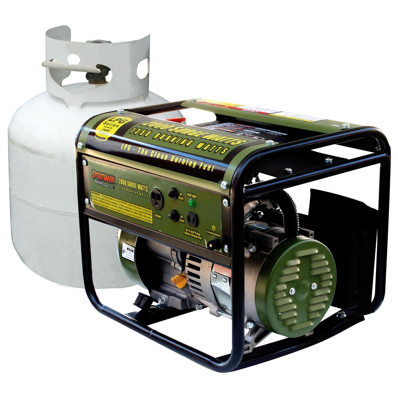 Sportsman Surge Watt Lp Generator