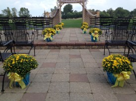 Flowers by Lipinoga Florist of Clarence NY for Wedding at Timberlodge in Akron NY (12)