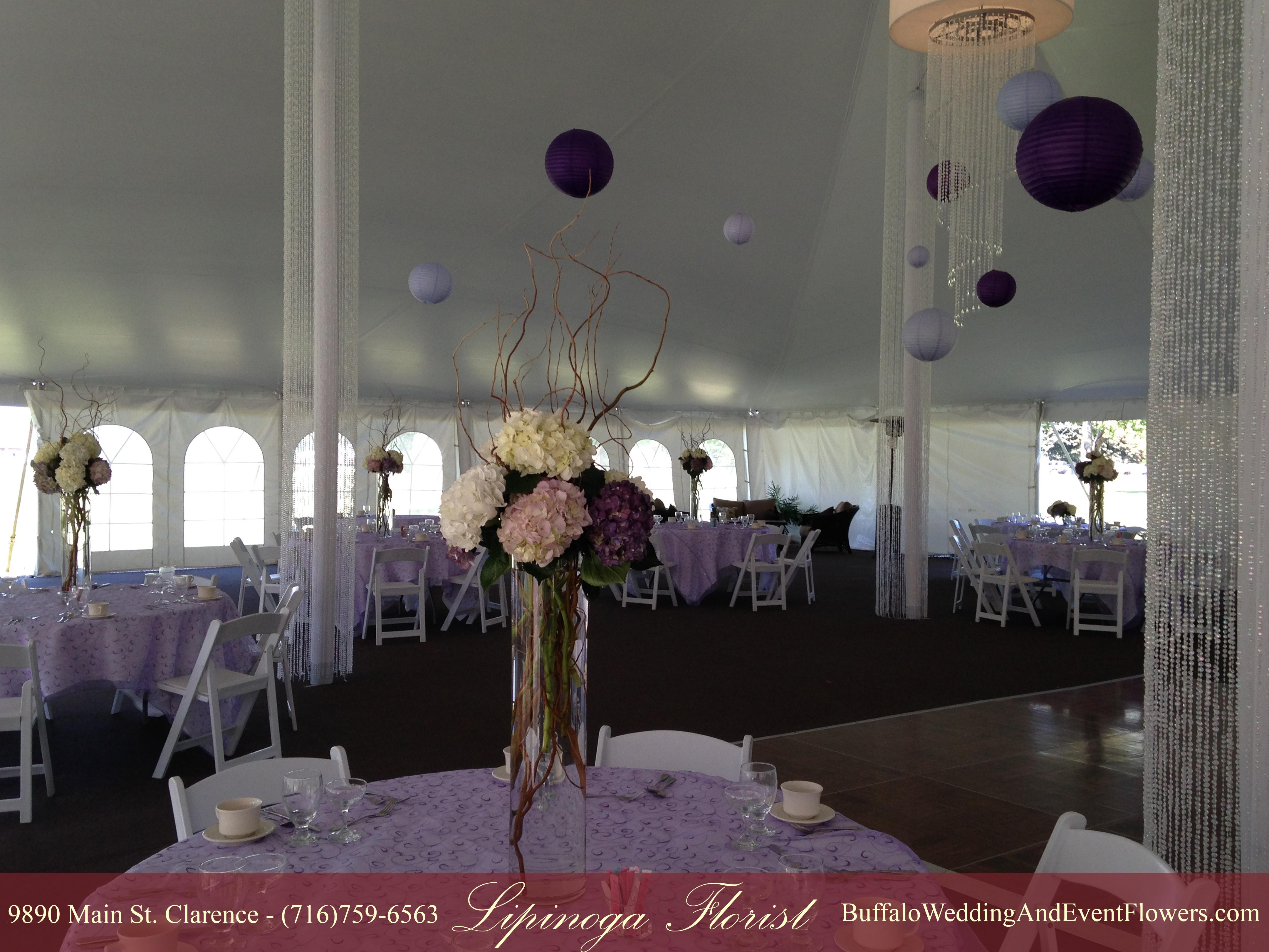 Outdoor Wedding Flowers  Buffalo Wedding  Event Flowers by Lipinoga Florist