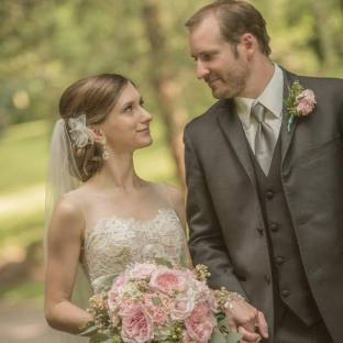 Buffalo Wedding Bridal Bouquet by Lipinoga Florist (13)