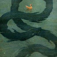 """Under Threat"" by dadu shin Print available at htt…"