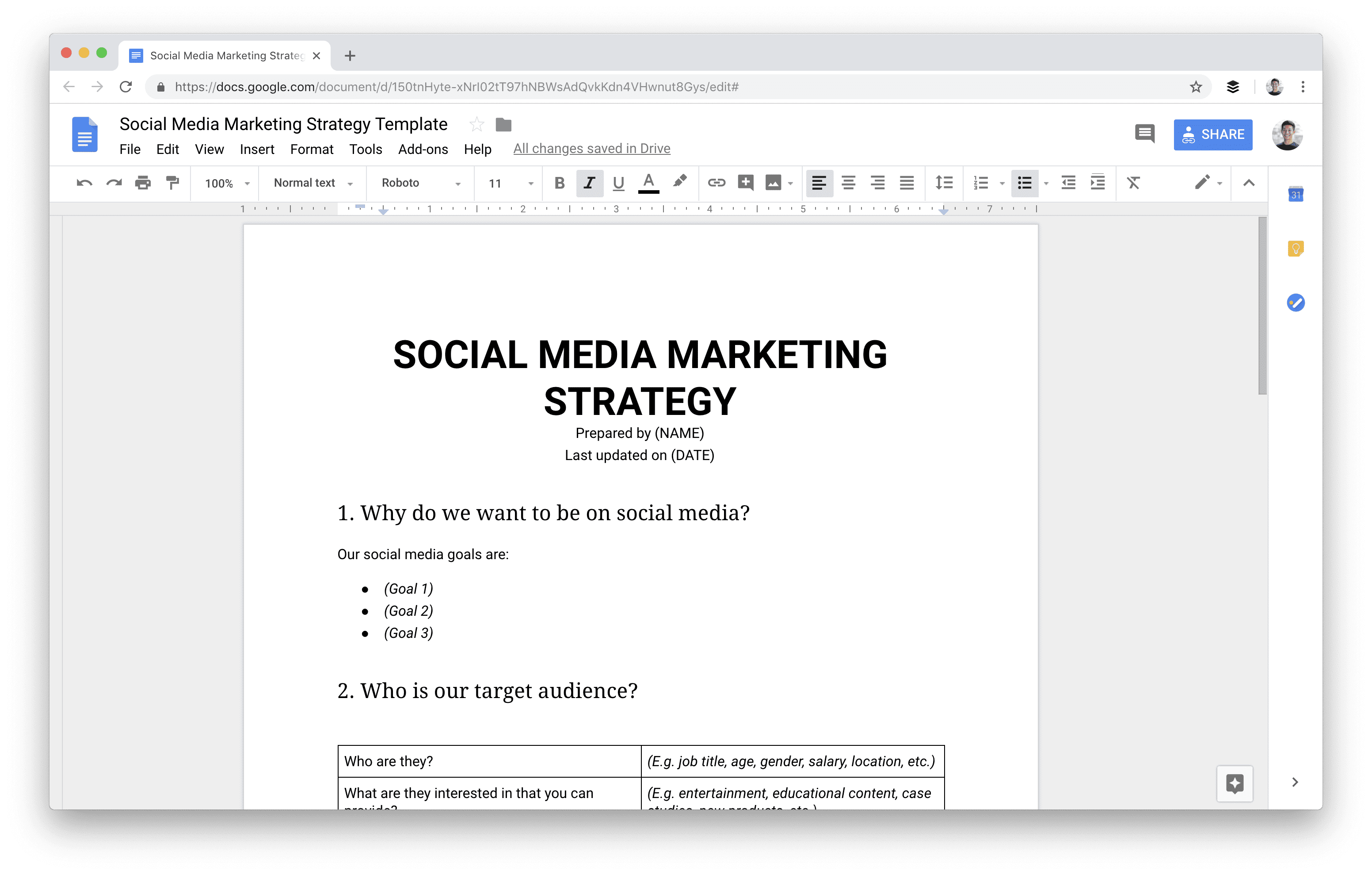 Social Media Marketing Strategy The Complete Guide For