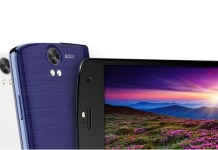 Lava Iris Selfie 50 Affordable 5 inch HD Smartphone