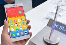 Vivo X5 Max: Slimmest Phone