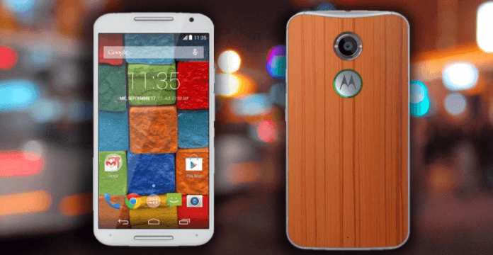 android update for moto x