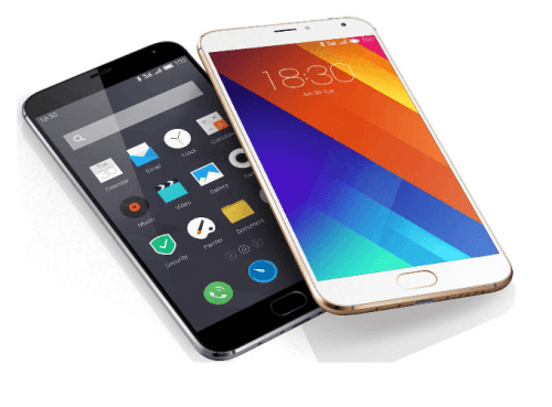 MX5 smartphone OS