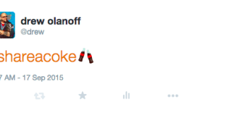 Twitter's Custom Emojis come up now as an Ad Unit with the launch of #ShareACoke