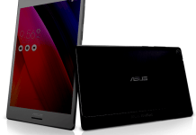 A New launch of Asus-ZENPAD S (Z580CA)