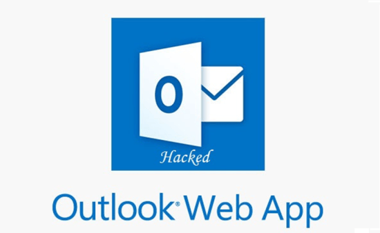 outlook hacked