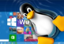 Windows 10 may have hidden linux subsystem