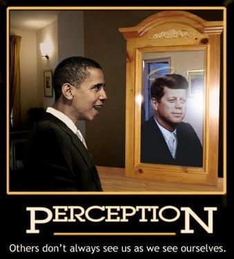 Obama - Perception