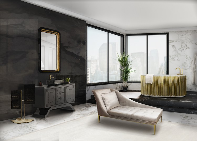 Modern Cabinets For An Outstanding Bathroom Design
