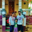 Mihir and Family at Chiveli