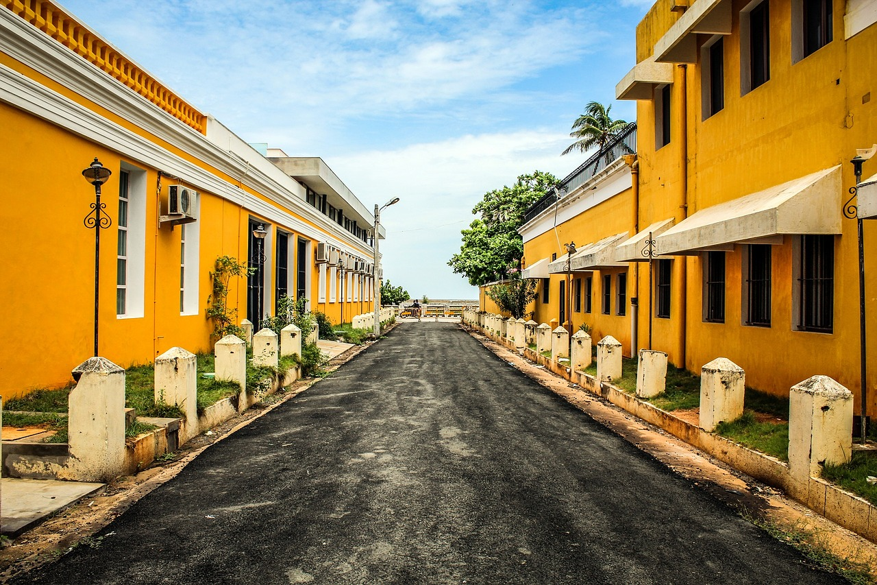 Read more about the article Pondicherry – the french capital of India!