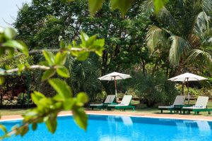 SwaSwara Ayurveda and Yoga on Om Beach_swimming pool (2)