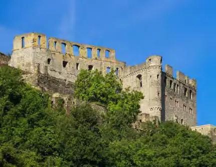 Burg Rheinfels bei St. Goar. (Foto: Piel media)