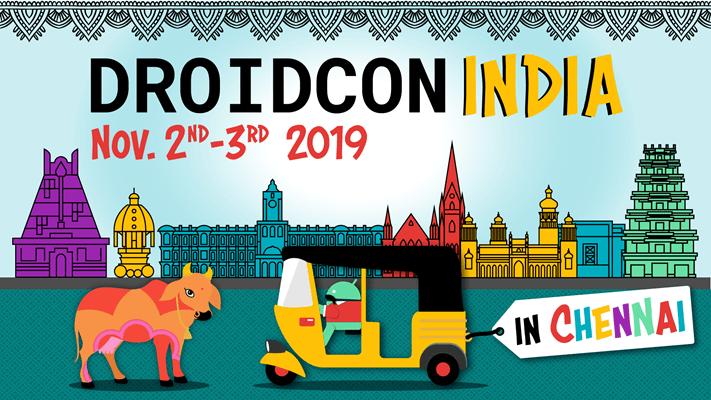 Bugasura @ Droidcon India 2019