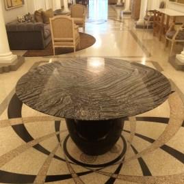 Belgian Black table