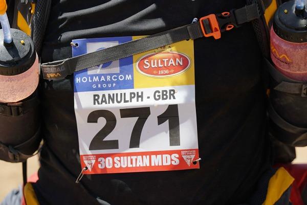 Sir Ranulph Fiennes MDS ©LizScarff