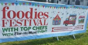 Bristol Foodies Festival 2015