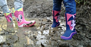 Hasbro My Little Pony Muck Boots