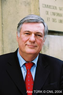 Alex Turk en 2004