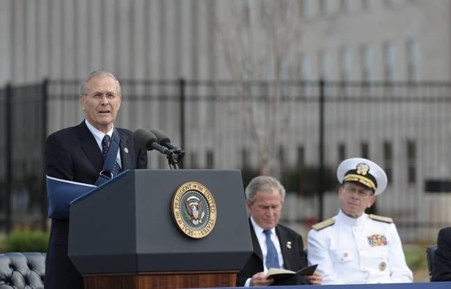 Donald Rumsfeld, l'architecte des guerres d'Irak et d'Afghanistan sous George W. Bush, est décédé