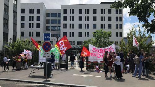 Grève au Médipôle de Villeurbanne : pas de personnel d'astreinte, une vingtaine de patients en réanimation transférés