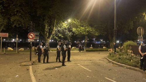 Annecy : affrontements entre policiers et fêtards en marge de la fête de la musique