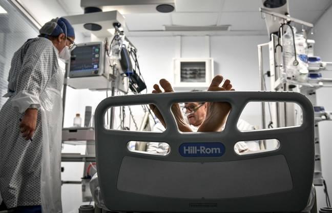 Coronavirus : Le nombre de patients admis à l'hôpitalet en soins intensifs toujours en hausse