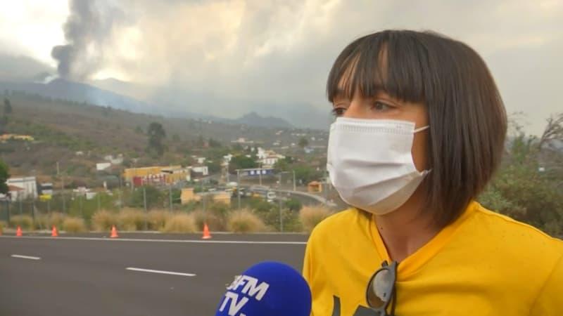 """""""Toute ma vie est restée là-bas"""": ces habitants de La Palma ont dû fuir leur maison pour éviter l'éruption"""