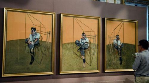 Italie :  500 tableaux de Francis Bacon contrefaits saisis… pour une valeur de trois millions d'euros