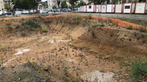 Villefranche-sur-Saône (Rhône) : des milliers de squelettes sous un chantier de parking