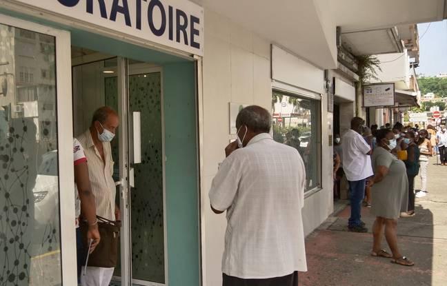 Coronavirus en Martinique : Affrontements entre manifestants et forces de l'ordre au CHU