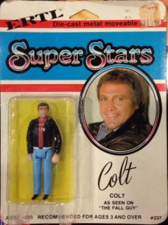 Colt Seavers ERTL Super Star