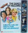 Dukes of Hazzard Card Back