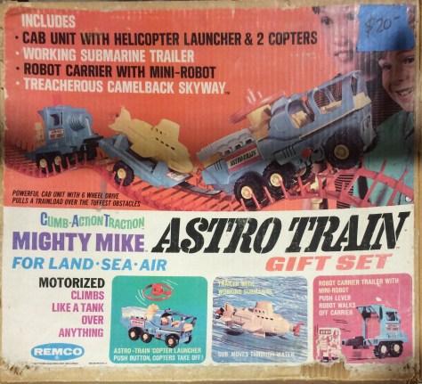 Astro Train