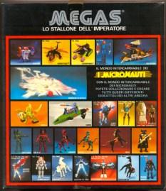 Mego Micronauts Megas