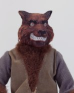 MEGO MAD MONSTERS WOLFMAN HEAD
