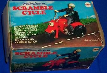 Action Jackson Scramble Cycle