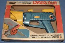 Remco Laser Gun