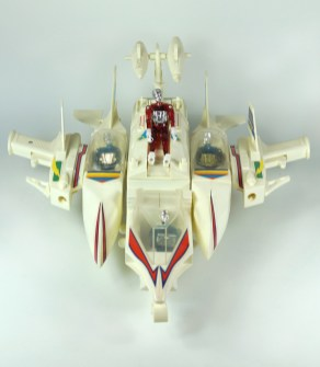 Mego Micronauts Battle Cruiser