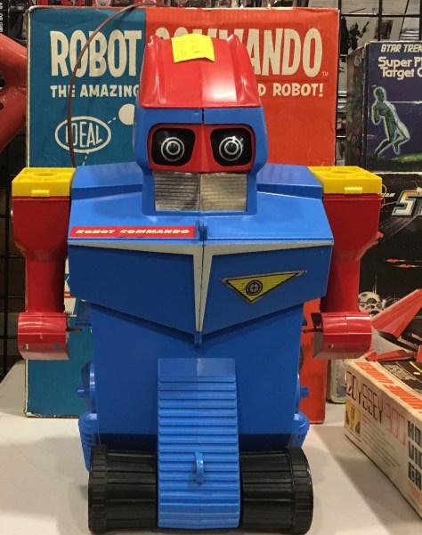 Ideal Robot Commando