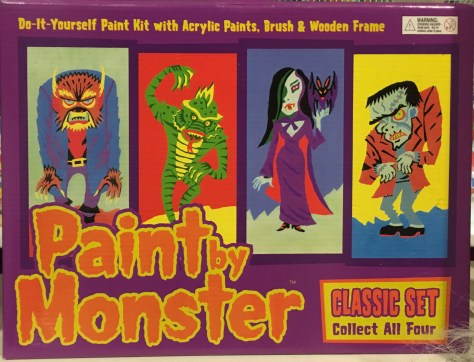 Paint by Monster