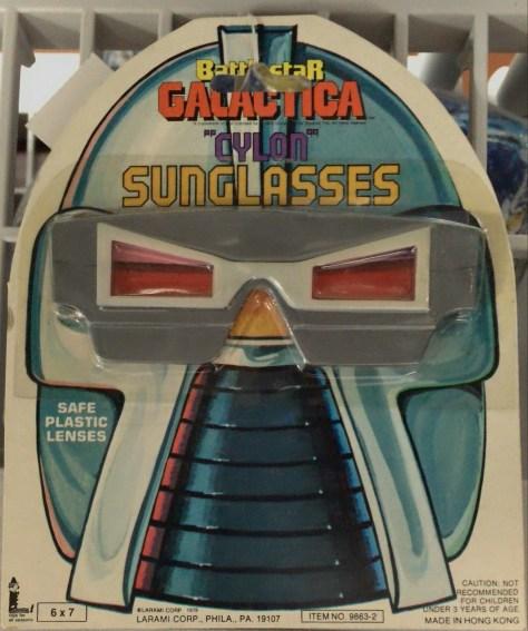 Battlestar Galactica Cylon Shades