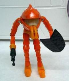 Mego Micronauts Lobros