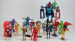 Mego Micronauts Scene