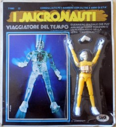 Mego Micronauts Time Traveler