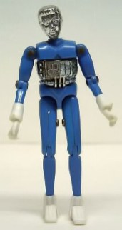 Mego Micronauts Opaque Time Traveler