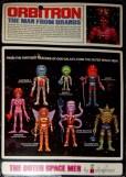 Outer Space Men Orbitron Back